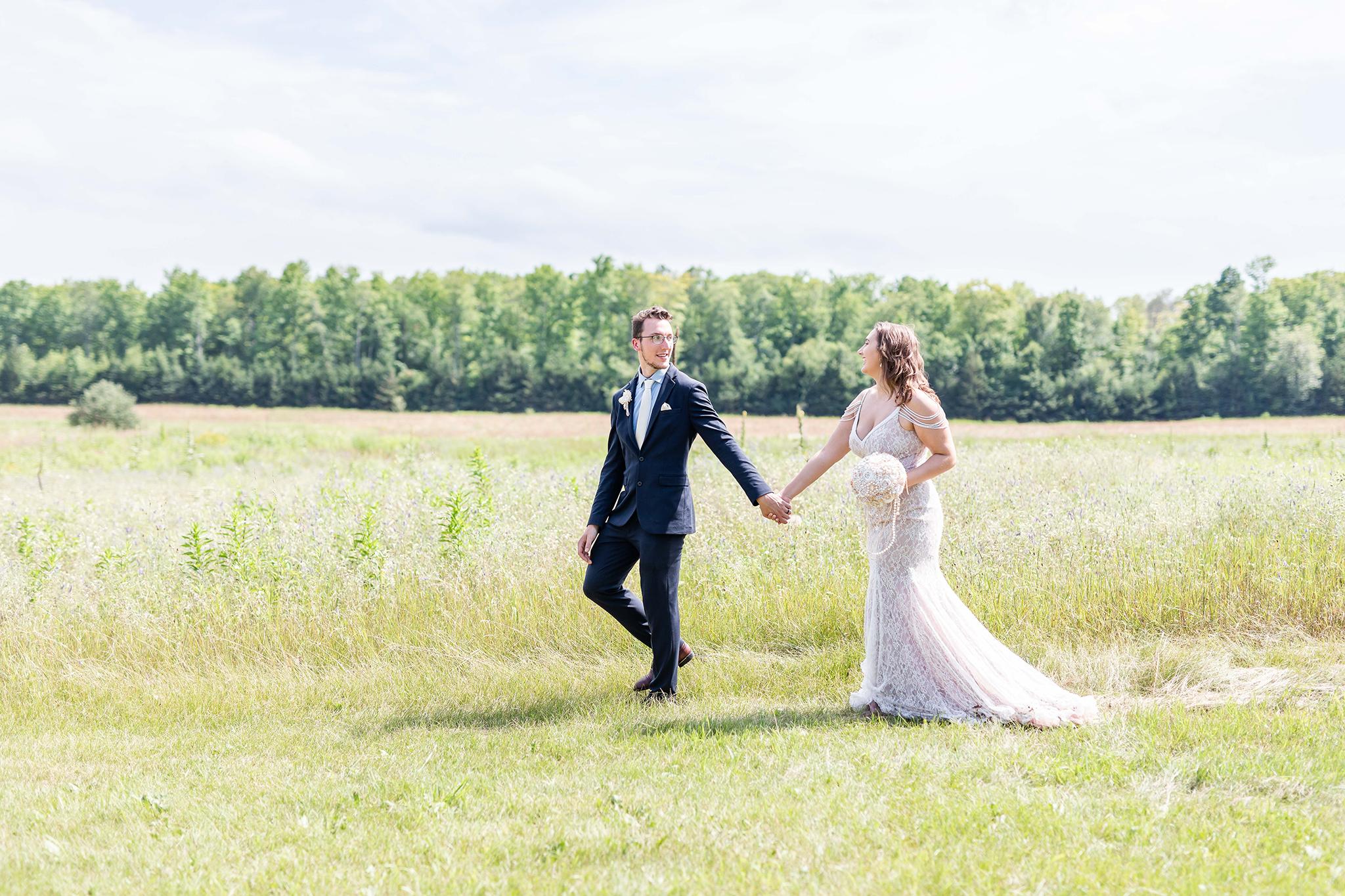 Karlene + Eric Wedding